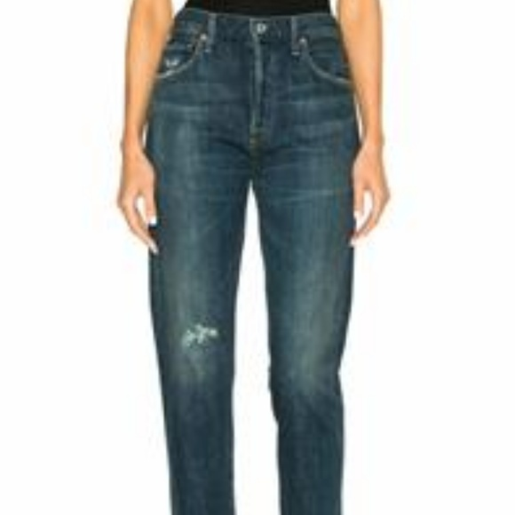 Citizens Of Humanity Denim - Citizens of Humanity Size 29 Liya Hi-Rise